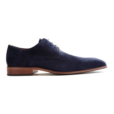 Heathrow Suede Shoe // Dark Blue (EUR: 40)