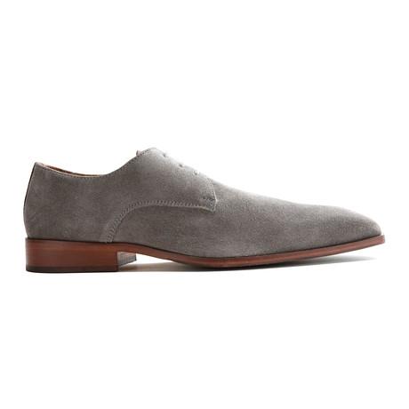 Heathrow Suede Shoe // Light Grey (EUR: 40)