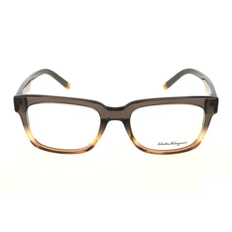 Bain Frame // Khaki Brown Gradient