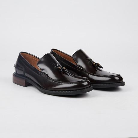 Pyell Sneaker // Burgundy