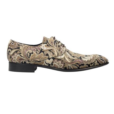 Midnight Renaissance Dress Shoes // Multicolor (Euro: 39)