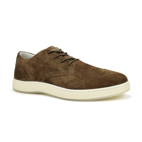 Supra Shoe // Rockie Brown
