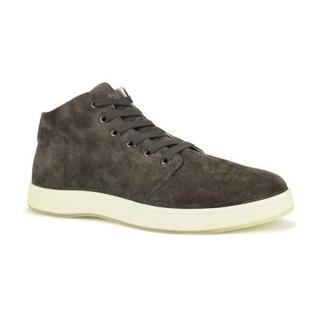 Patron Shoe // Charcoal Gray