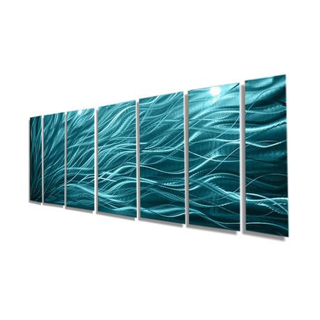 Rays of Hope // Aqua