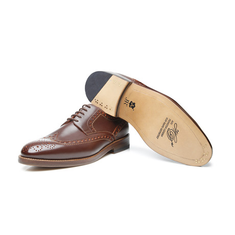 82047cdf698 Heinrich Dinkelacker - Classic Leather Dress Shoes - Touch of Modern