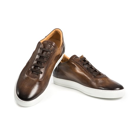 Dali Sneaker // Dark Brown (UK: 6)