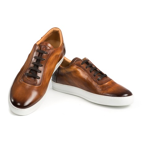 Dali Sneaker // Brown (UK: 6)