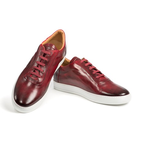 Dali Sneaker // Red (UK: 6)