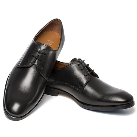 Wall Street Dress Shoe // Black (UK: 6)