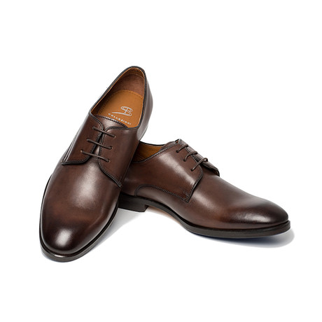 Wall Street // Dark Brown (UK: 6)