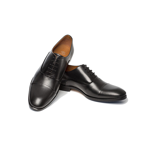 Broker Dress Shoe // Black (UK: 6)