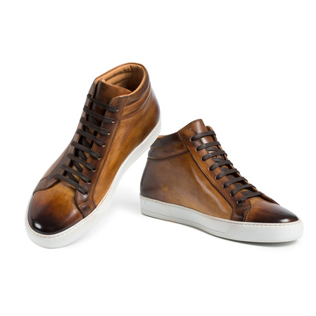 Monet Sneaker // Brown (UK: 6)