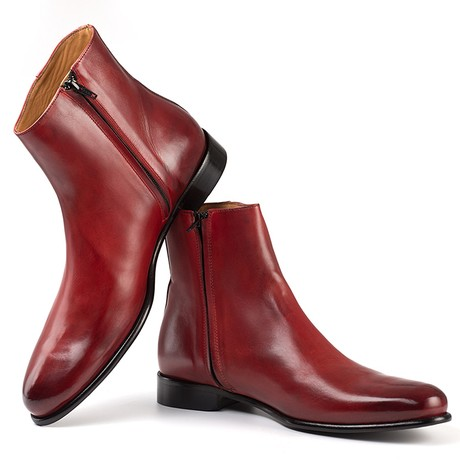 Miro Boot // Red (UK: 6)