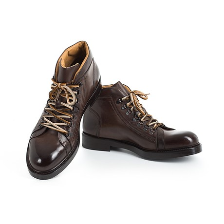Trotton Boot // Dark Brown (UK: 6)