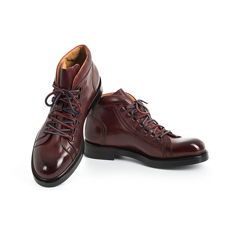 Trotton Boot // Red (UK: 6)