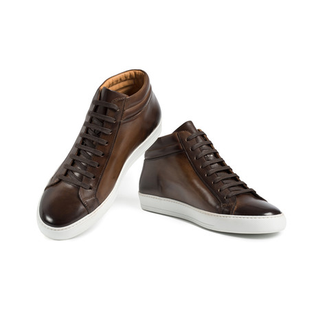 Monet Sneaker // Dark Brown (UK: 6)