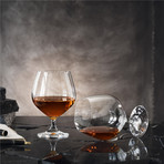 Cognac Prestige // Set of 4