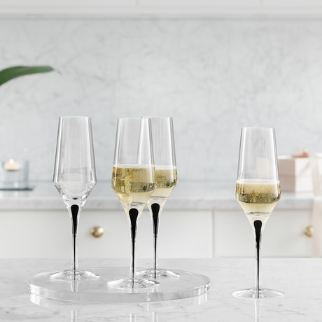 Metropol Champagne // Set of 2
