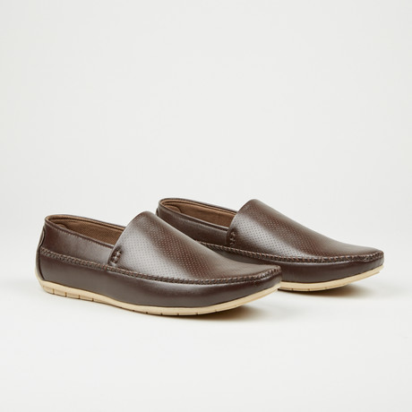 Dress Slip-On // Brown (Euro: 40)