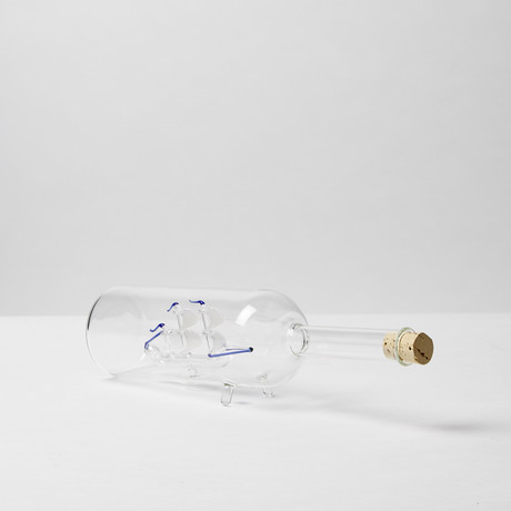 Lying Bottle // Ship