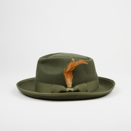 The Fox // Forest Green (S/M)