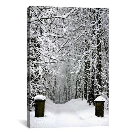 "Winter Time (18""W x 26""H x 0.75""D)"