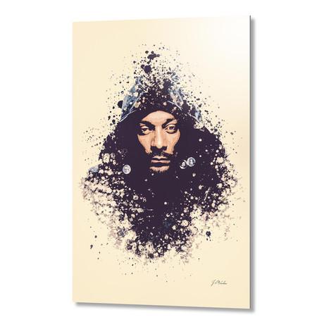 """Snoop Dogg // Aluminum (16""""L x 24""""H x 1.5""""D)"""