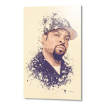"Ice Cube // Aluminum (16""L x 24""H x 1.5""D)"
