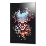 """Pennywise Clown // Aluminum (16""""L x 24""""H x 1.5""""D)"""