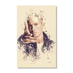 "Eminem // Stretched Canvas (16""L x 24""H x 1.5""D)"