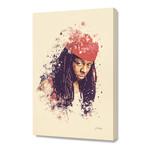 """Lil Wayne // Stretched Canvas (16""""L x 24""""H x 1.5""""D)"""