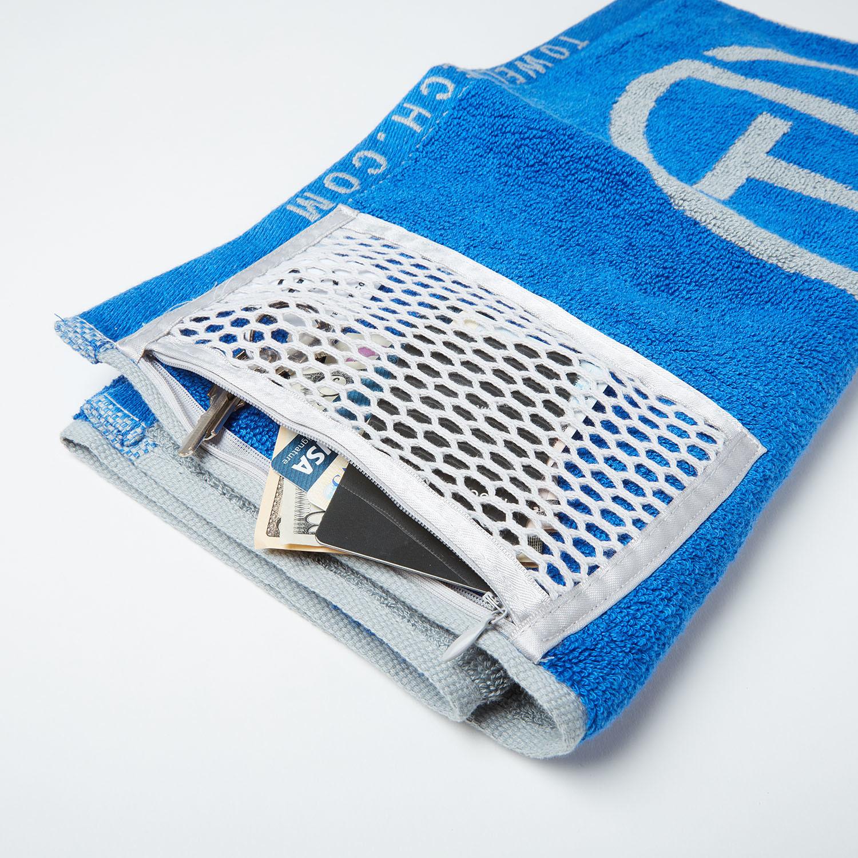 La Fitness With Towel Service: Towel Tech Fitness Gym Towel (Single)