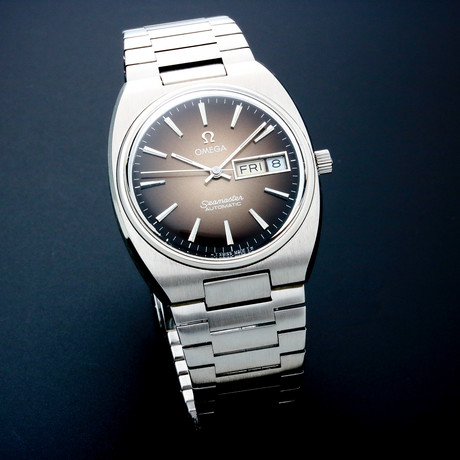 Omega Seamaster Day-date Automatic // Pre-Owned