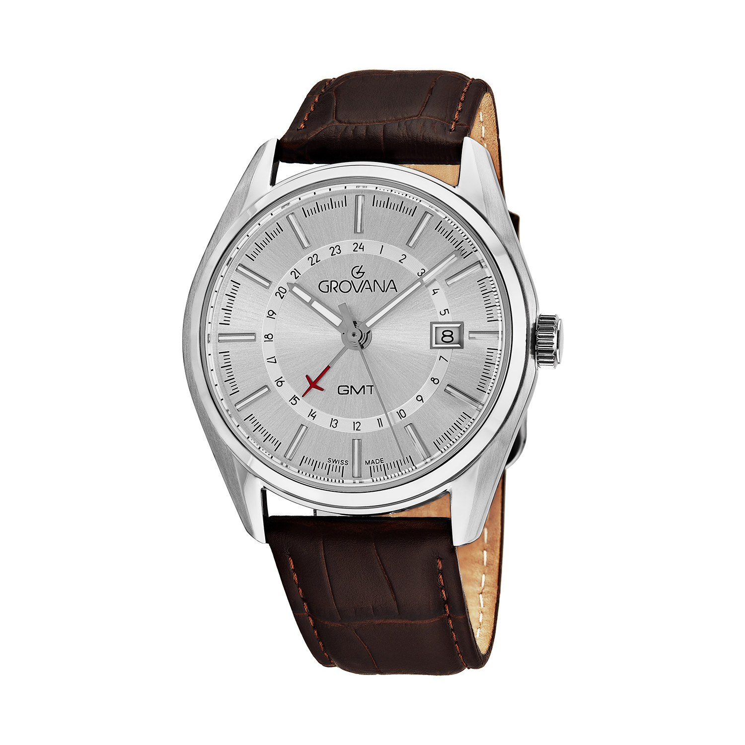 Grovana Quartz // 1547.1532 - Swiss timepieces