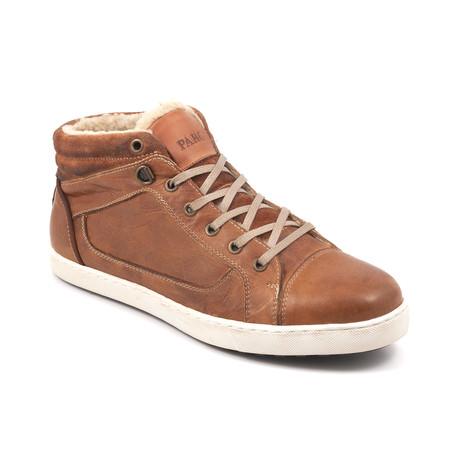 Selkirk Sneakers // Cognac (US: 7)