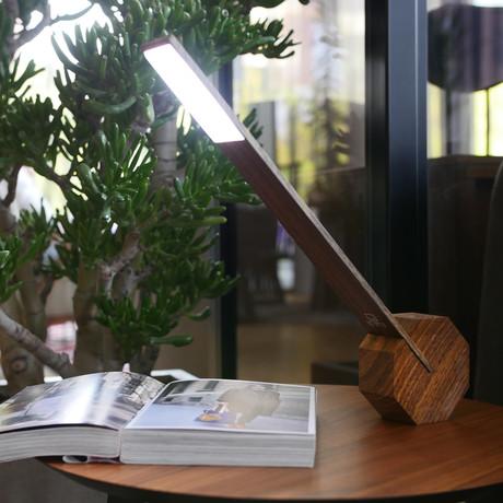 Octagon One Desk Lamp (Black)