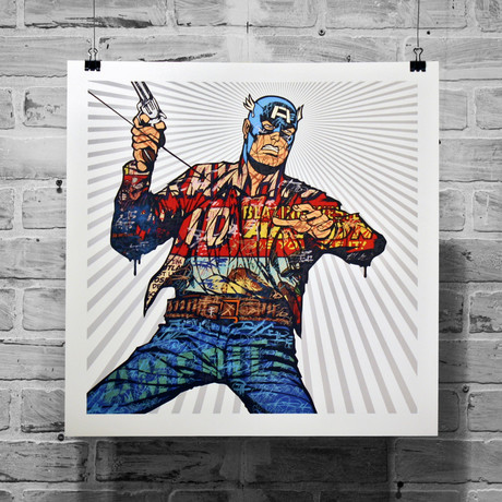 Western Graffiti // American Outlaw