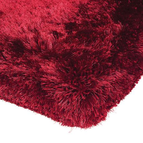 "Plush // Red (27""L x 55""W)"