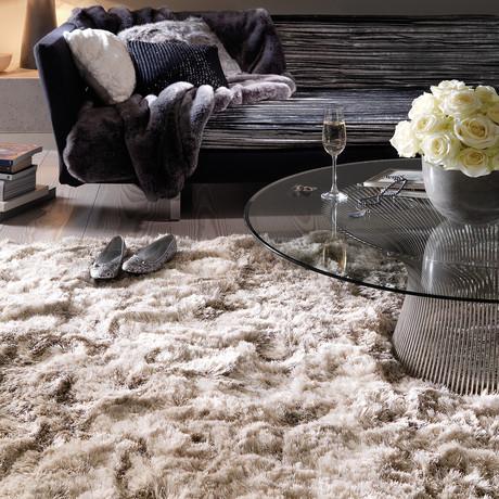 "Plush // Sand (27""L x 55""W)"