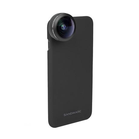SANDMARC Fisheye Lens Edition + Lens Case (iPhone 7)