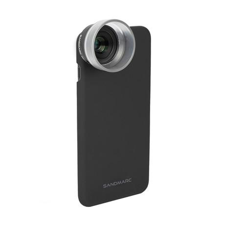 SANDMARC Macro Lens Edition + Lens Case (iPhone 7)
