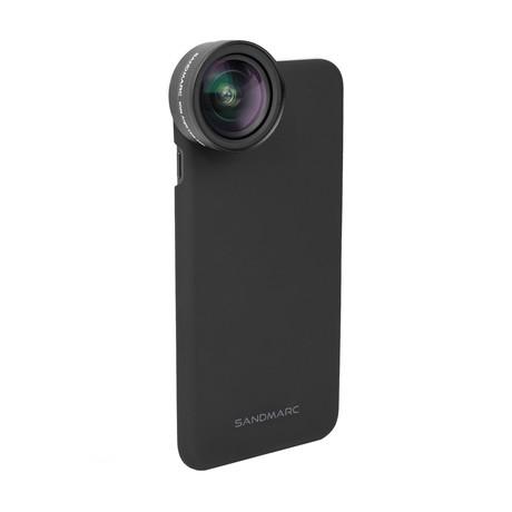 SANDMARC Wide Lens Edition + Lens Case (iPhone 7)