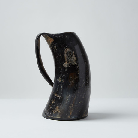 Drinking Horn Tankard // 36oz