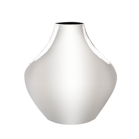 Calyx Vase // Stainless Steel // Large
