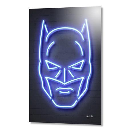 """Batman // Aluminum (16""""W x 24""""H x 1.5""""D)"""