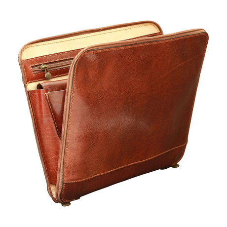 Toscana Collection // Leather Folder