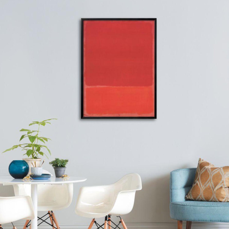 Red (Orange) - Mark Rothko - Touch of Modern