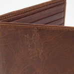 Bi-Fold Wallet // Baldwin Oak