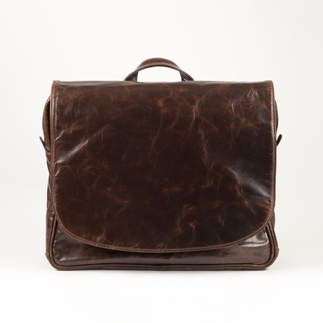 Wynn Mail Bag // Brown