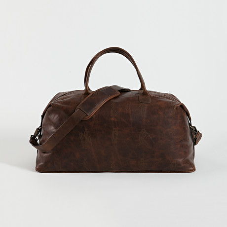 Benedict Weekend Bag // Baldwin Oak